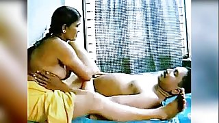 Desi Mallu Aunty Fucking With Her Neighbor - PORNMELA.COM